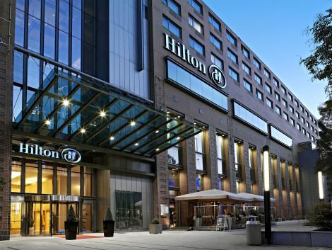 HotelHilton Budapest City