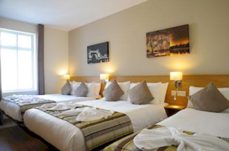 Hotel Kings Cross Inn Hotel