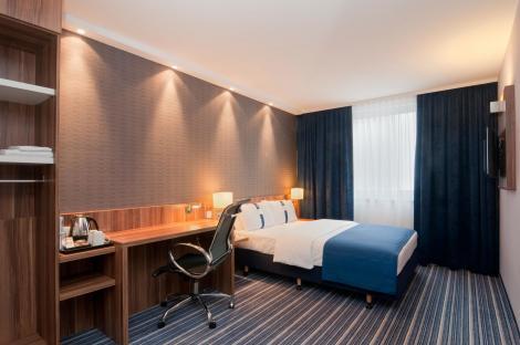 HotelHoliday Inn Express HAMBURG CITY CENTRE