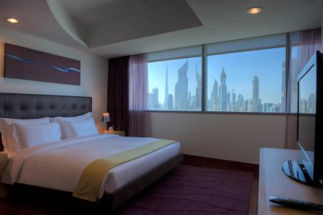Jumeirah Living - World Trade Centre Residence Apartahotel