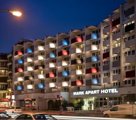 Hotel Mark Apart Hotel Berlin - Cerca De Kurfuerstendamm