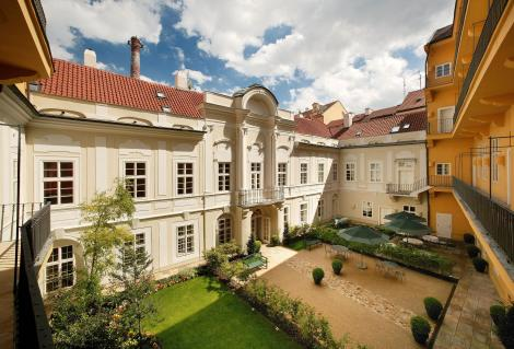 Pachtuv Palace Prague Hotel