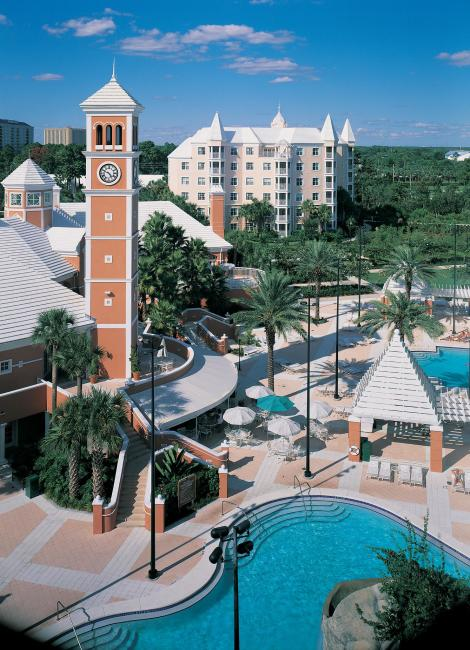 Hilton Grand Vacations At Seaworld Hotel