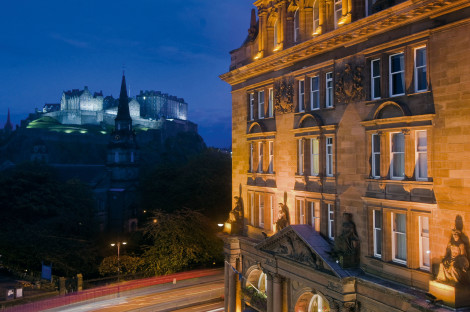 Waldorf Astoria Edinburgh - The Caledonian Hotel