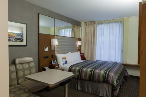 Hotel Club Quarters Grand Central