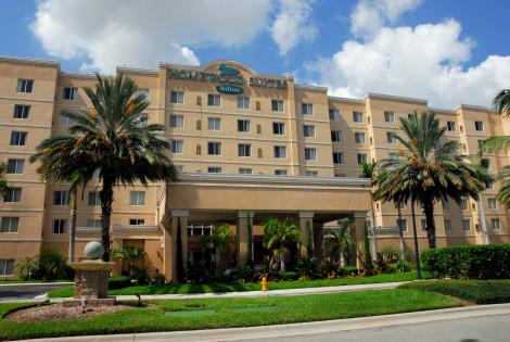 Hôtel Homewood Suites By Hilton Miami-airport/blue Lagoon