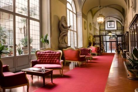 Hôtel All Suites Palazzo Magnani Feroni