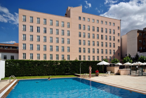 Hotel TRYP Madrid Alcala 611 Hotel
