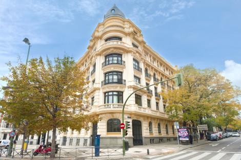 Hotel INNSIDE Madrid Genova