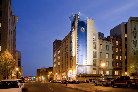 Doubletree By Hilton Hotel Boston - Downtown Hotel