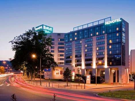 Novotel Lyon Gerland Musee Des Confluences Hotel