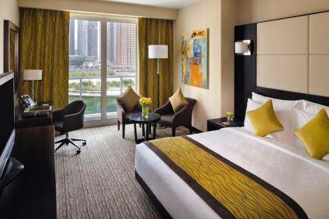 Moevenpick Jumeirah Lakes Towers Hotel