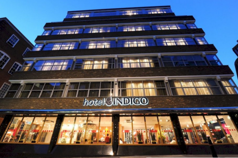 Hotel Indigo London - Tower Hill Hotel