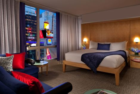 Hotel The Premier New York Times Square By Millennium