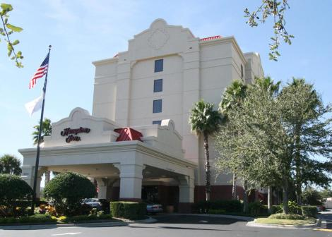 Hotel Hampton Inn Orlando International Drive/Convention Center