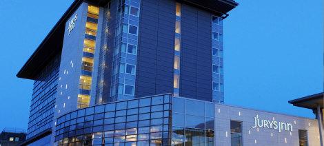 Jurys Inn Aberdeen Hotel