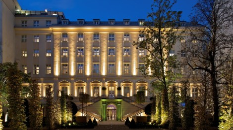 The Grand Mark Prague Hotel