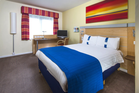 Holiday Inn Express Edinburgh - Royal Mile Hotel