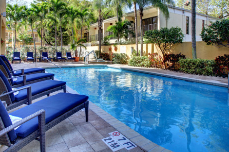 Hotel Hampton Inn Miami-Coconut Grove/Coral Gables