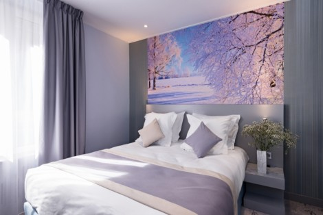 HotelHotel Les Jardins de Montmartre