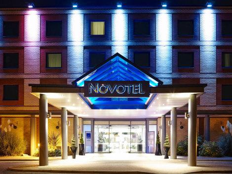Hôtel Novotel London Heathrow Airport