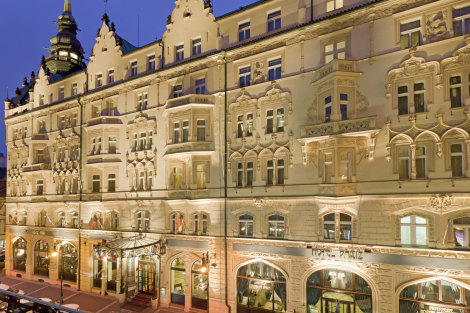 The grand mark prague hotel prague from 200 for W hotel prague