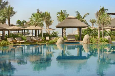 Atlantis the palm hotel dubai from 188 for Pool and spa show dubai