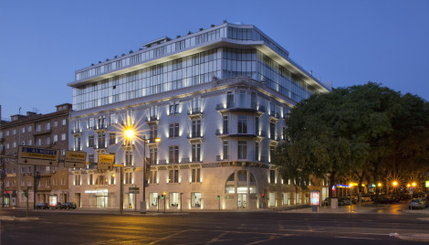 Hotel Jupiter Lisboa Hotel