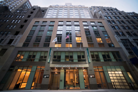 Hotel Homewood Suites By Hilton New York/midtown Manhattan Times Square-south, Ny