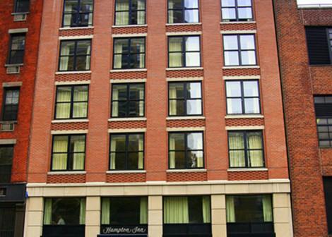 Hôtel Hampton Inn Manhattan-seaport-financial District