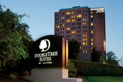 Doubletree Suites By Hilton Hotel Boston - Cambridge Hotel
