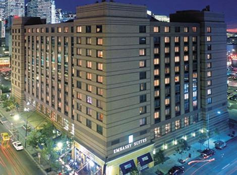 Hampton Inn & Suites Chicago-downtown Hotel
