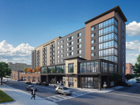 HotelHomewood Suites by Hilton Pittsburgh Downtown