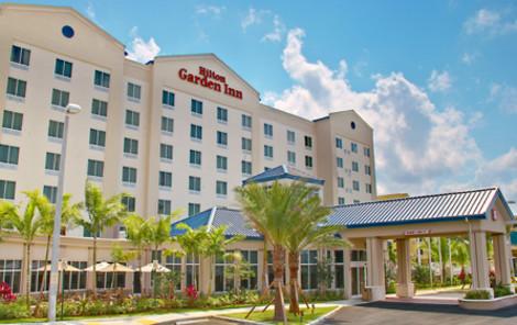 Hilton Garden Inn Miami Airport West Hotel