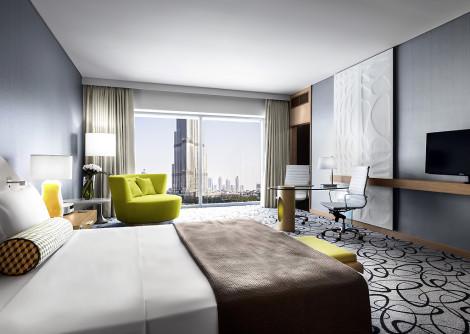 Hôtel Sofitel Dubai Downtown