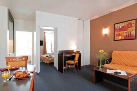 Hotel Aparthotel Adagio Access Paris Philippe Auguste