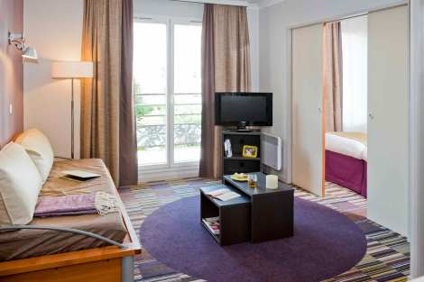Hotel Aparthotel Adagio Paris Buttes Chaumont