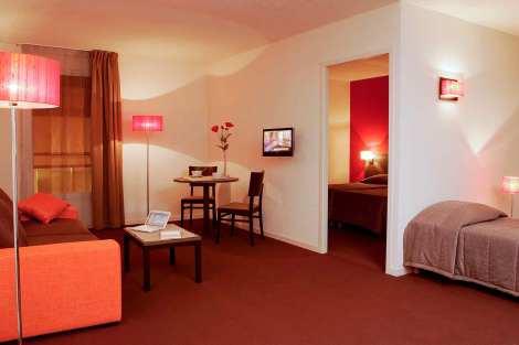 Hôtel Aparthotel Adagio Access Orléans