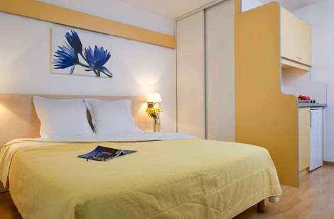 Hôtel Aparthotel Adagio Access Rennes Centre