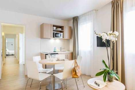 Apartahotel Adagio Access Paris Clichy