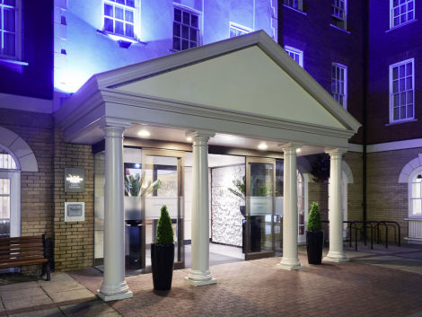 HotelMercure Exeter Southgate Hotel