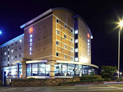 Ibis Leicester City Hotel