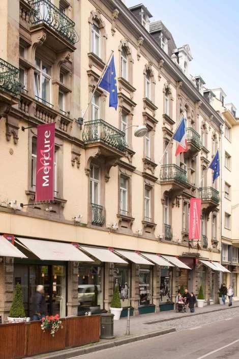 Hotel Mercure Strasbourg Centre Petite France