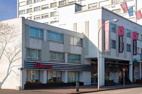 HotelHotel Mercure Lorient Centre