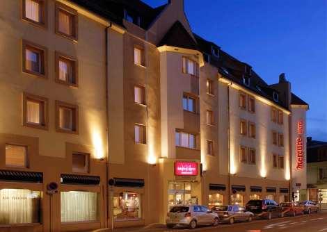 Hotel Mercure Colmar Centre Unterlinden