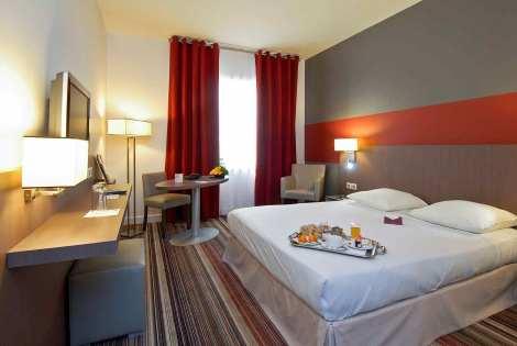 Hotel Mercure Bordeaux Cité Mondiale Centre Ville