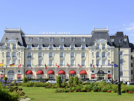 Hôtel Grand Hotel Cabourg Mgallery By Sofitel