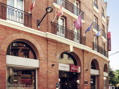 Hotel Mercure Toulouse Wilson
