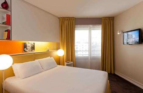 Apartahotel Apparthotel Mercure Paris Boulogne