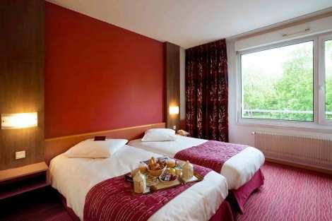 Hotel Mercure Colmar Centre Champ De Mars